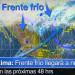 Persistirá frío intenso en México por frente número 33