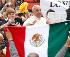 El papa Francisco quiere tequila en su viaje a México