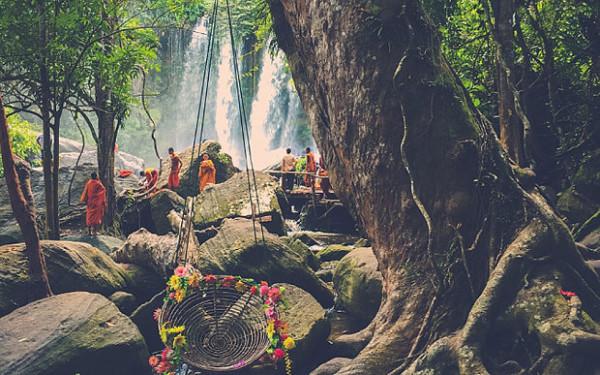 phnom kulen camboya