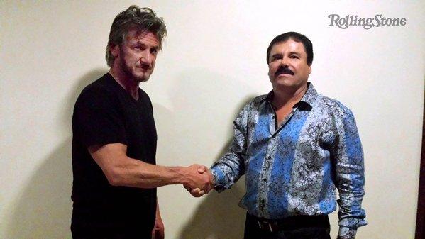 Sean Penn entrevista Chapo Guzman