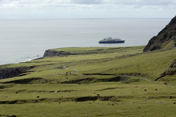 tristan da cunha la isla mas remota del mundo