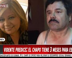 """Vidente predijo la recaptura y predice """"El Chapo tiene 3 meses para escaparse"""""""
