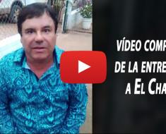 Vídeo completo de la entrevista a El Chapo Guzman por Rolling Stone
