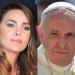 El Papa se molestó con la cantante Belinda