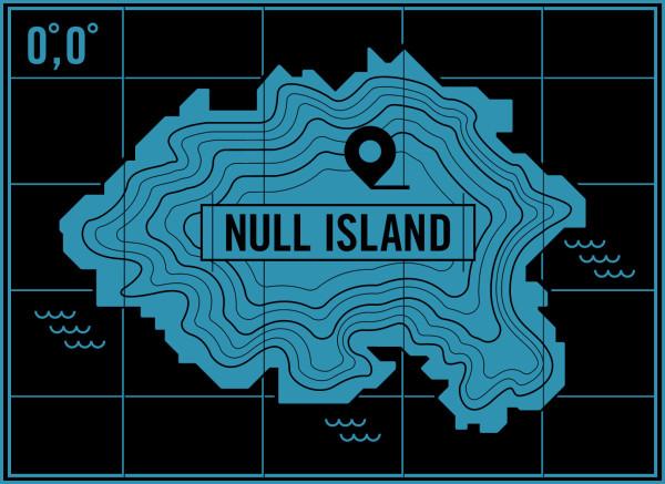 cartografia null island