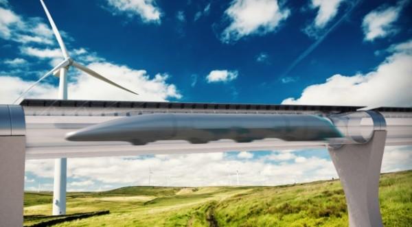 estructura hyperloop