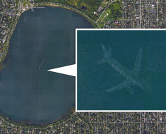 El misterio del avión fantasma del lago Harriet en Minneapolis