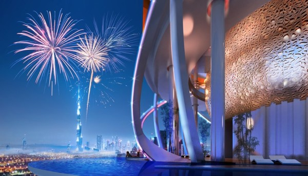 Hotel en Dubai albergará su propia selva tropical cubierta