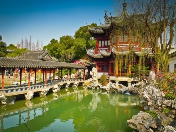 Jardín Yu Yuan , Shanghai