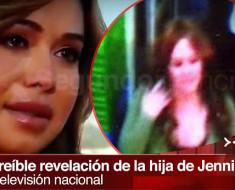 Hija de Jenni Rivera revela en TV Nacional que su madre está VIVA