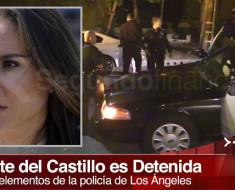 Kate del Castillo fue detenida hace unas horas. Podría pasar 20 años en prisión