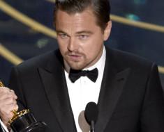 DiCaprio gana el Oscar y sorprende al mundo con escalofriante mensaje