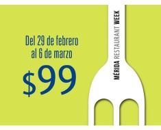 Mérida Restaurant Week en Mérida, Yucatán