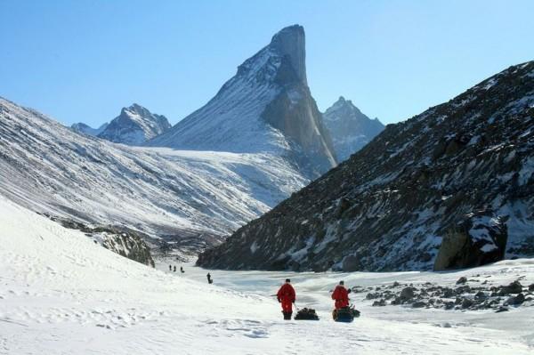 monte thor isla baffin