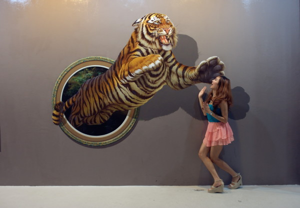 3D Museum of Wonders en Playa del Carmen