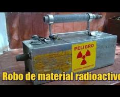 Alerta en México tras el robo de un auto con material radiactivo