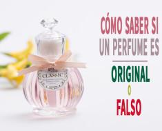 Cómo saber si un perfume es original o falso