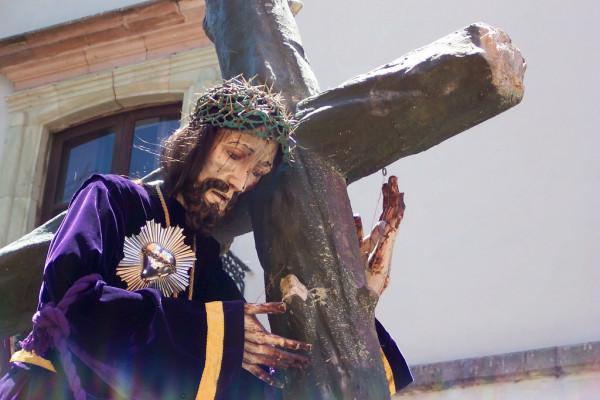 cristo Viernes Santo en San Miguel de Allende