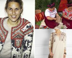 Francesa patenta bordados oaxaqueños. Indígenas ya no podrán hacer su ropa