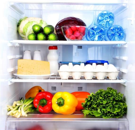 Guardas algunos de estos alimentos en el refrigerador