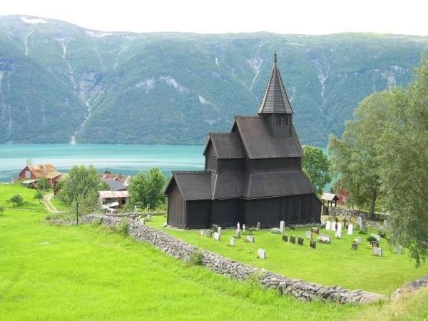 Iglesia de madera de Urnes