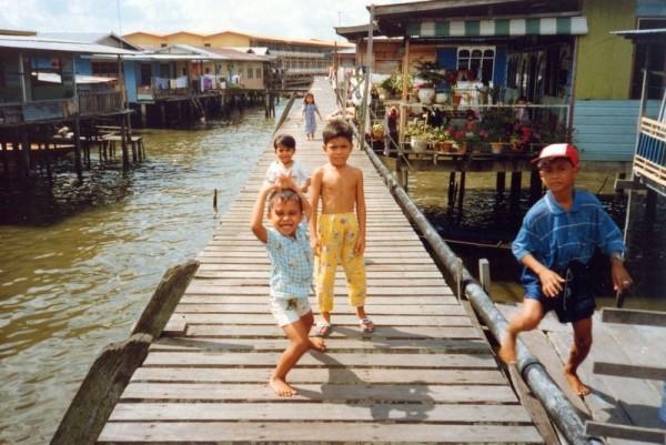 isla kampong ayer brunei