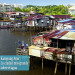 Kampong Ayer, la ciudad más grande sobre el agua