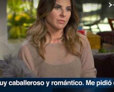 Kate Del Castillo narró como fue su primera vez con el Chapo