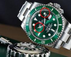 Los relojes en los anuncios siempre muestran la misma hora