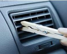 pinza ventilacion auto