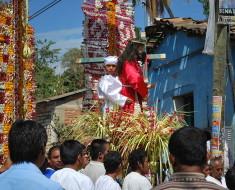 procesion semana santa mexico