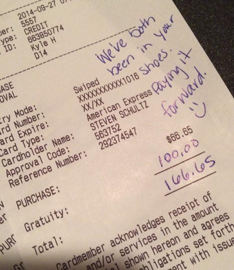 restaurante mal servicio propina