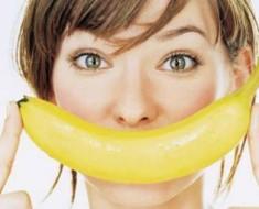 Esto pasa en tu cuerpo cuando comes dos bananas al día