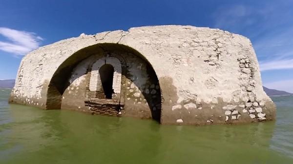 templo dominico presa benito juarez