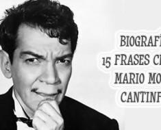 Biografía y mejores frases célebres de Mario Moreno Cantinflas