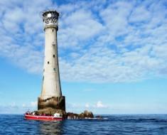 Bishop Rock La isla más pequeña del mundo