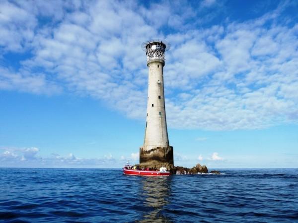 bishop rock la isla mas pequeña del mundo