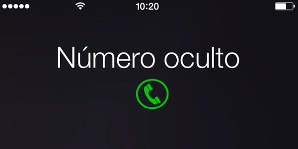Cómo saber quién te llama desde número oculto
