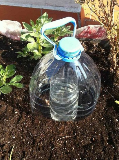 goteo solar ahorro agua