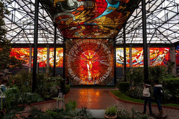 15 datos curiosos del Jardín Botánico Cosmovitral de Toluca