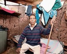 El méxicano más pobre de México tiene 29 hijos