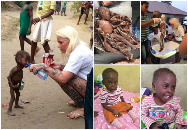 """Conoce la terrible vida de los niños """"brujos"""" de África"""