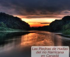 Las Piedras de Hadas del río Harricana en Canadá