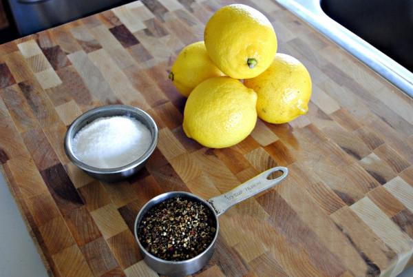 Mira todos los problemas de salud que se pueden solucionar con limón, sal y pimienta