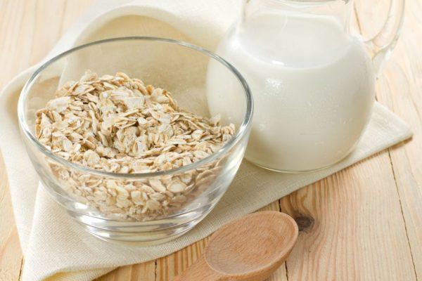 remedio casero adelgazar leche de avena