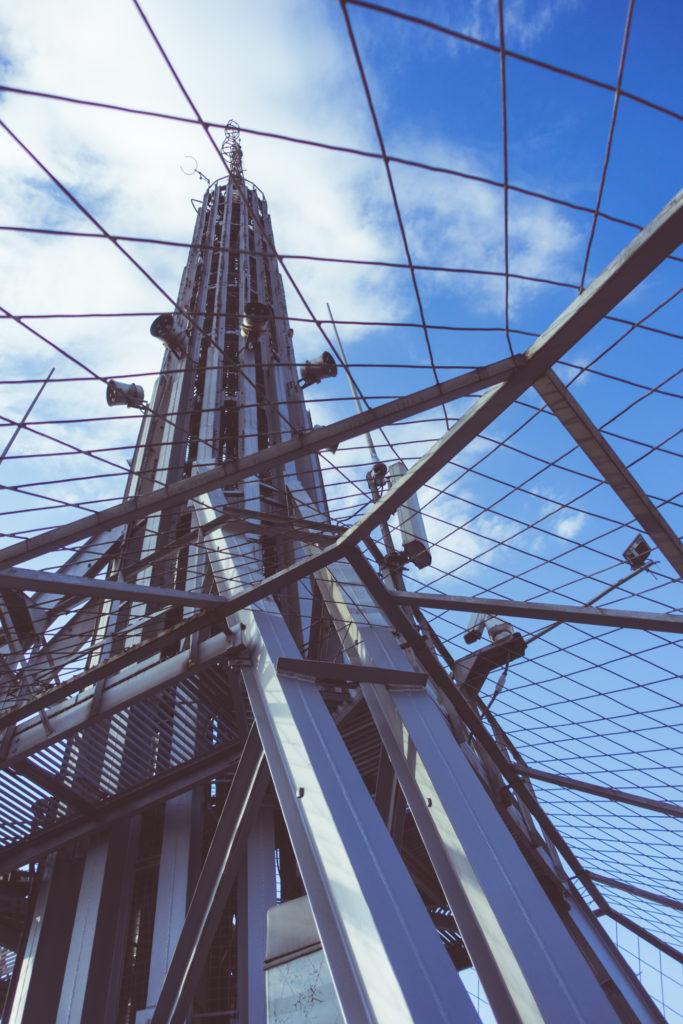 torre latinoamericana en la ciudad de mexico