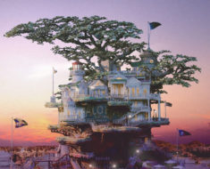 bonsai tree houses