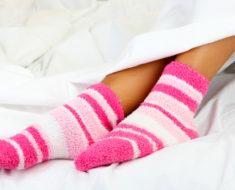 Vas a desear usar calcetines mojados después de leer ESTO