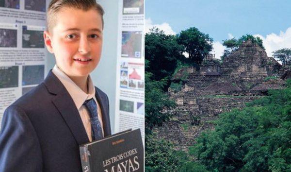 descubrimiento nueva ciudad maya