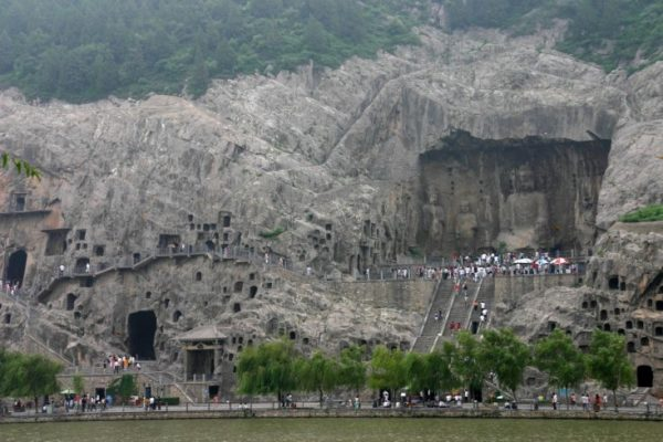 grutas de longmen china